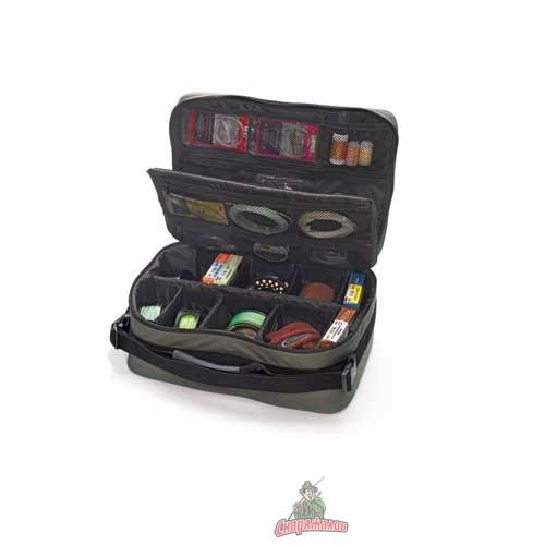 Сумка для катушки Vision REEL BAG 480х320х180 разм.--х--x--(мм) Сумка предназначена для хранения и переноски не...