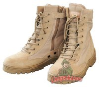 Мужские ботинки Outdoor Stiefel PATRIOT BOOTS Beige