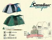 Палатка Canadian Camper Grand Canyon 4