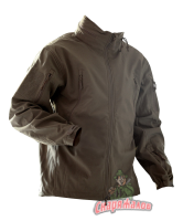 КУРТКА «ОПЕРАТИВНИК» SOFT SHELL (coyote)